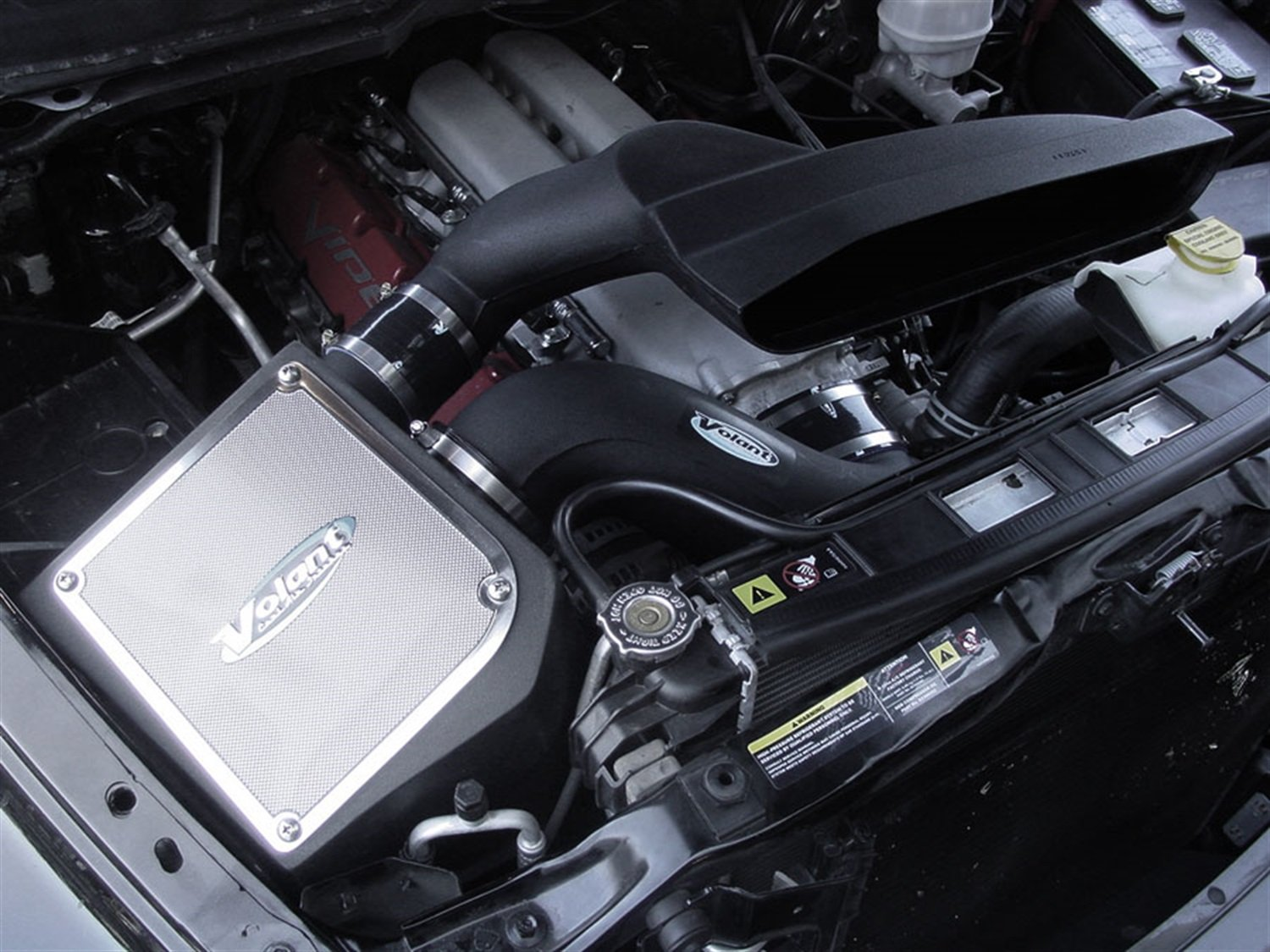 Volant 16083 Cool Air Intake Kit by Volant (Image #2)