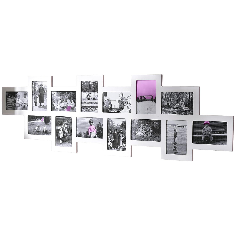 living-by-design Fotos Collage para 14 Fotos de 10 x 15 cm ...