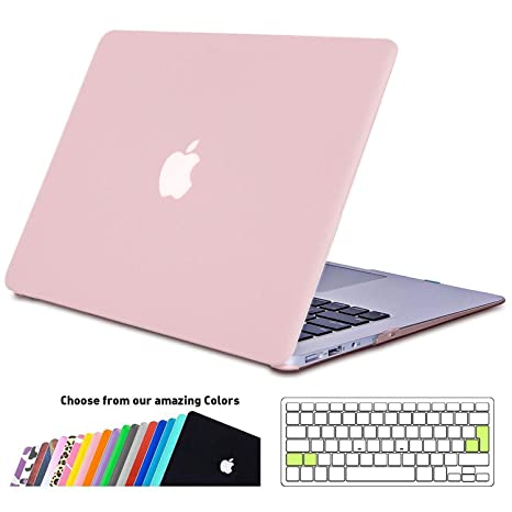 Amazon.com: iNeseon MacBook Air 13 inch Case Cover, Ultra ...