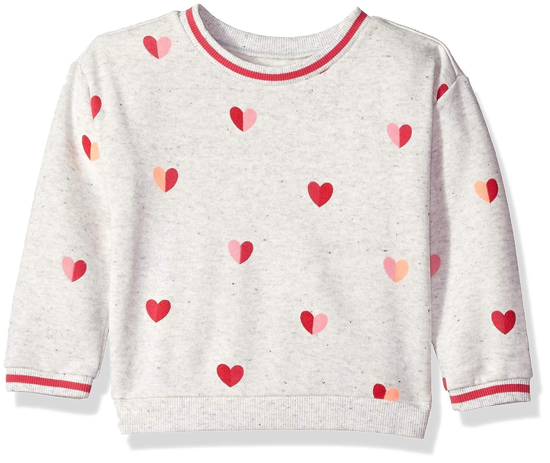 Gymboree Girls Big Long Sleeve Knit Pullover
