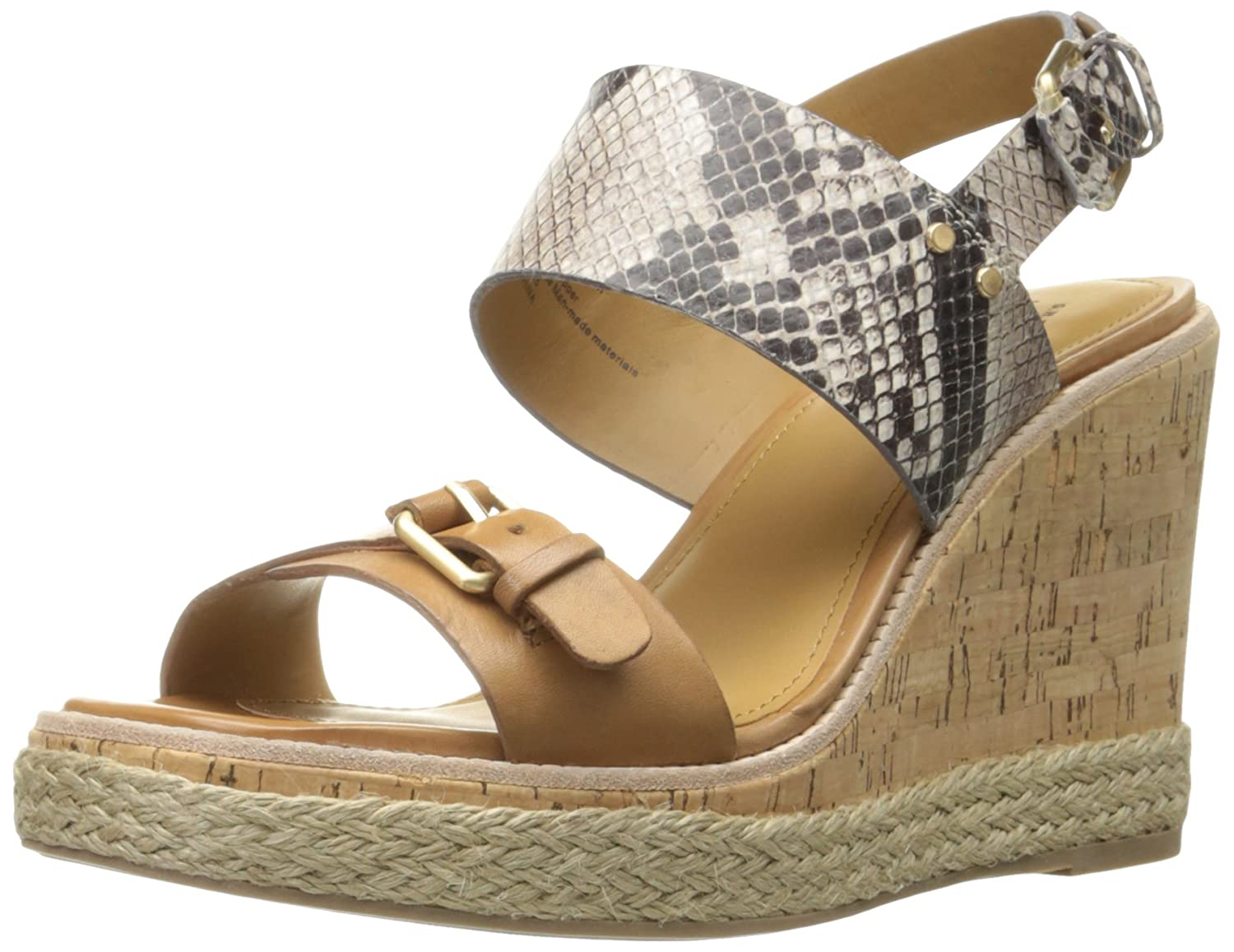 G.H. Bass & Co. Women's Tyra Wedge Sandal by G.H.+Bass+%26+Co.