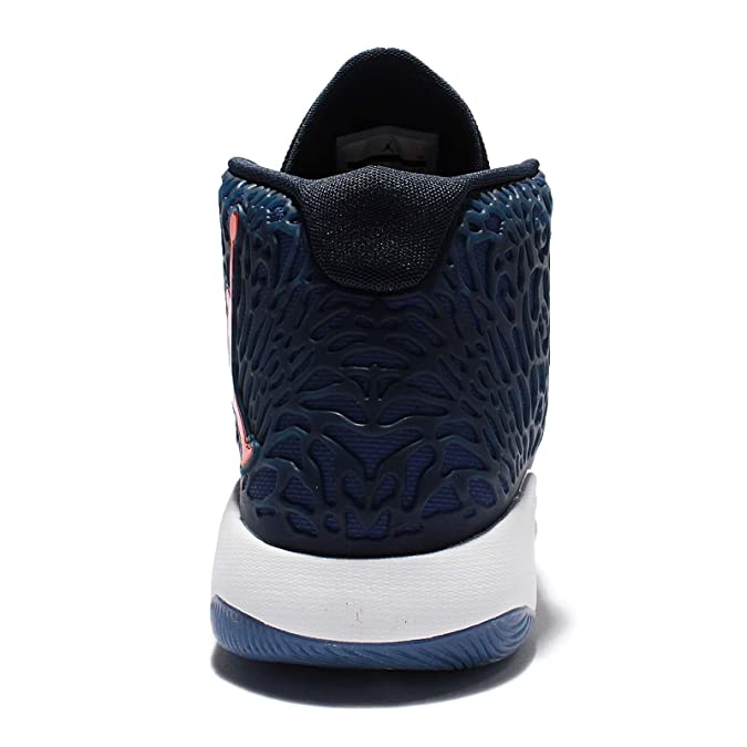 newest collection b2a34 4921c Amazon.com   Jordan Nike Mens Ultra Fly, Obsidian Red Royal, 12   Hiking  Boots