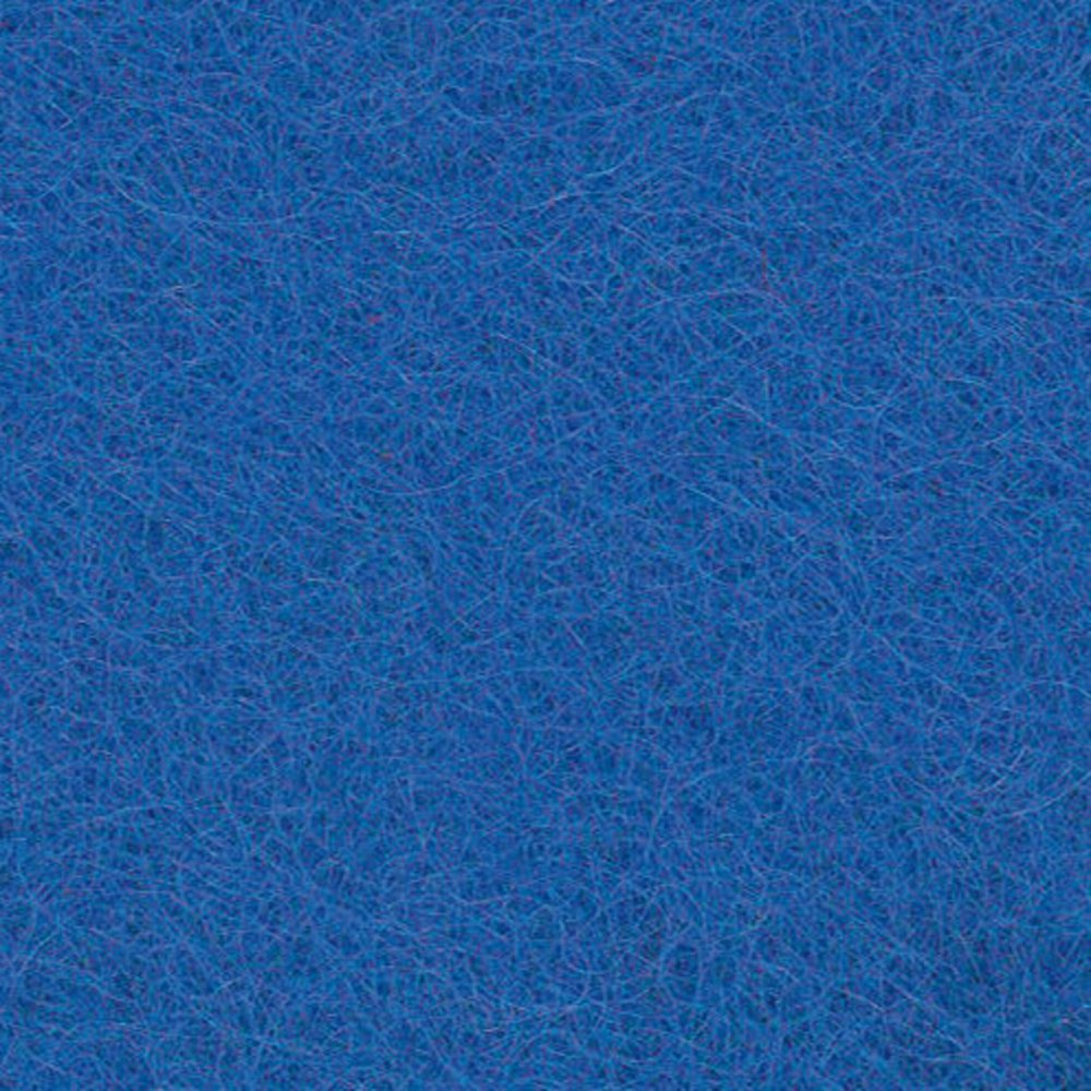 Efco 50 g Wool for Felting, Blue
