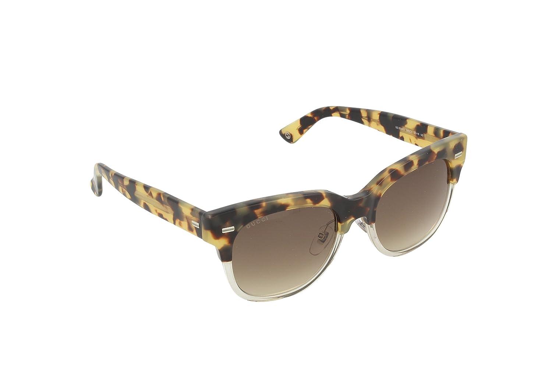 9da7f6ec8206 Amazon.com  Gucci 3744 Spotted Top Sunglasses  Shoes
