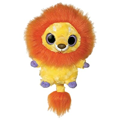"Aurora Plush 8"" YooHoo Barbary Lion: Toys & Games"