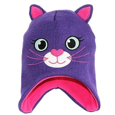 5c713645c032 OHmais Automne Hiver Bonnet bébé oreilles chapeau tricot pour enfant bébé  fille garçon lapin size S