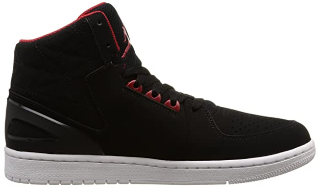 Details about Nike Air Jordan 1 Flight Black Red Basketball Shoes 706954 001 Mens Size 8