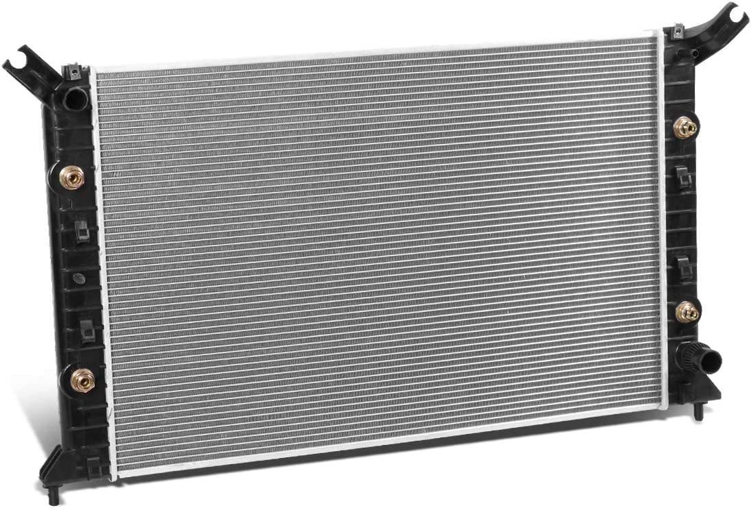 13301 OE Style Aluminum Core Cooling Radiator Replacement for Chevy Silverado GMC Sierra 2500 3500 6.0L AT MT 11-19