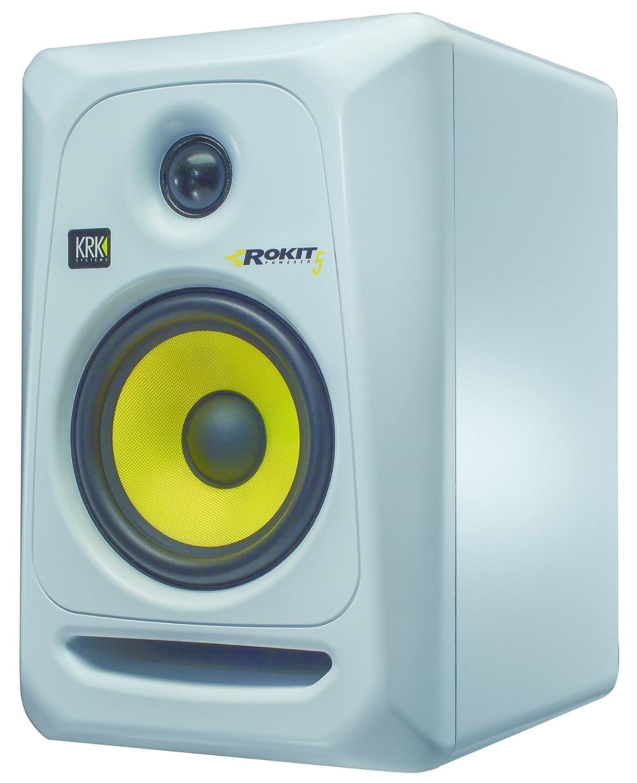 Krk - Rp5g3 blanco monitor biamplificado profesional unidad ...