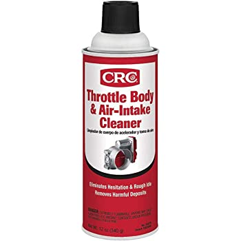 CRC 05078 Air Intake & Throttle Body Cleaner