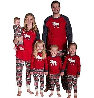 Weihnachten Pyjama Familie.Weihnachten Pyjama Familie Weihnachts Schlafanzug Schlafanzüge