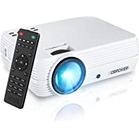 DBPower X5 1800-Lumens LED Portable Projector