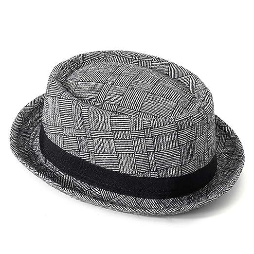 AIEOE - Sombrero Cordobés Jazz para Hombre Adulto Gorro de ...