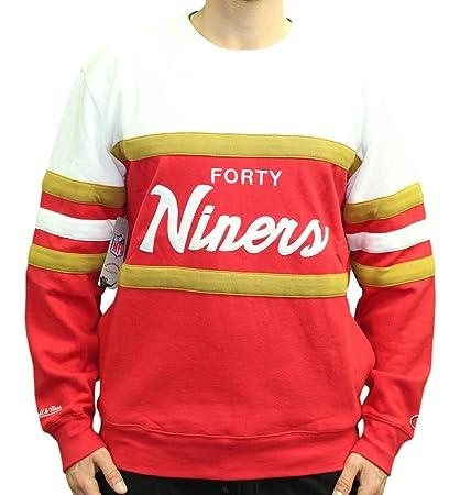 huge discount 48200 bcd08 Amazon.com : Mitchell & Ness San Francisco 49ers Head Coach ...