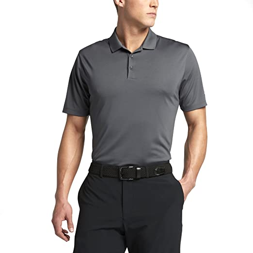 00b95e5c Amazon.com : NIKE Men's Dry Victory Solid Polo Golf Shirt : Clothing