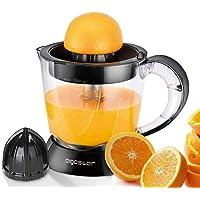 Aigostar Thomas Elektrische citruspers, 40 W, capaciteit 1 l, BPA-vrij, sap sinaasappel citroen grapefruit, 2…