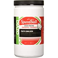 Speedball 4579 Diazo Photo Emulsion, 26.4 Oz