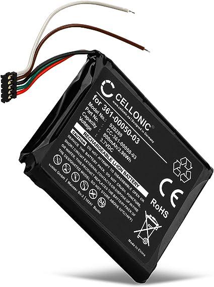 CELLONIC® Batería Premium Compatible con Garmin Edge 510 (800mAh ...