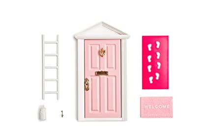 Incredible 18 5Cm Little Magical Fairy Door Opening With Accessories Tooth Fairy Door For Fairy Tale Education Learning Toy Pretend Playset For Kids Diy Fairy Download Free Architecture Designs Scobabritishbridgeorg