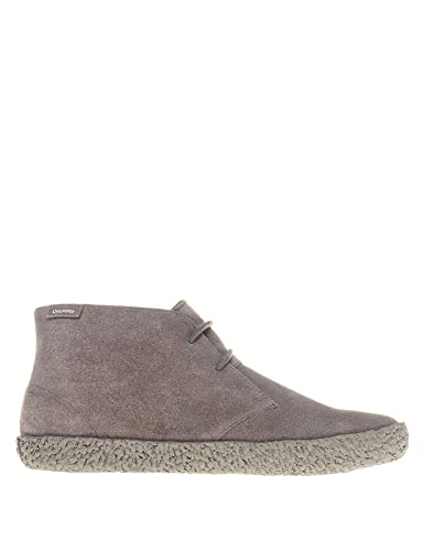 d800a5eda9829 SUPERGA Men s 2798 Suem Booties with Lace Grey in Size 44  Amazon.fr ...