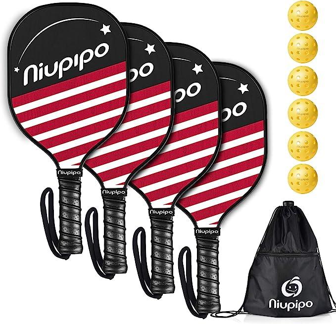 niupipo Pickleball Paddles