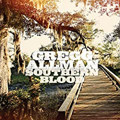 Gregg Allman Going Going Gone cover