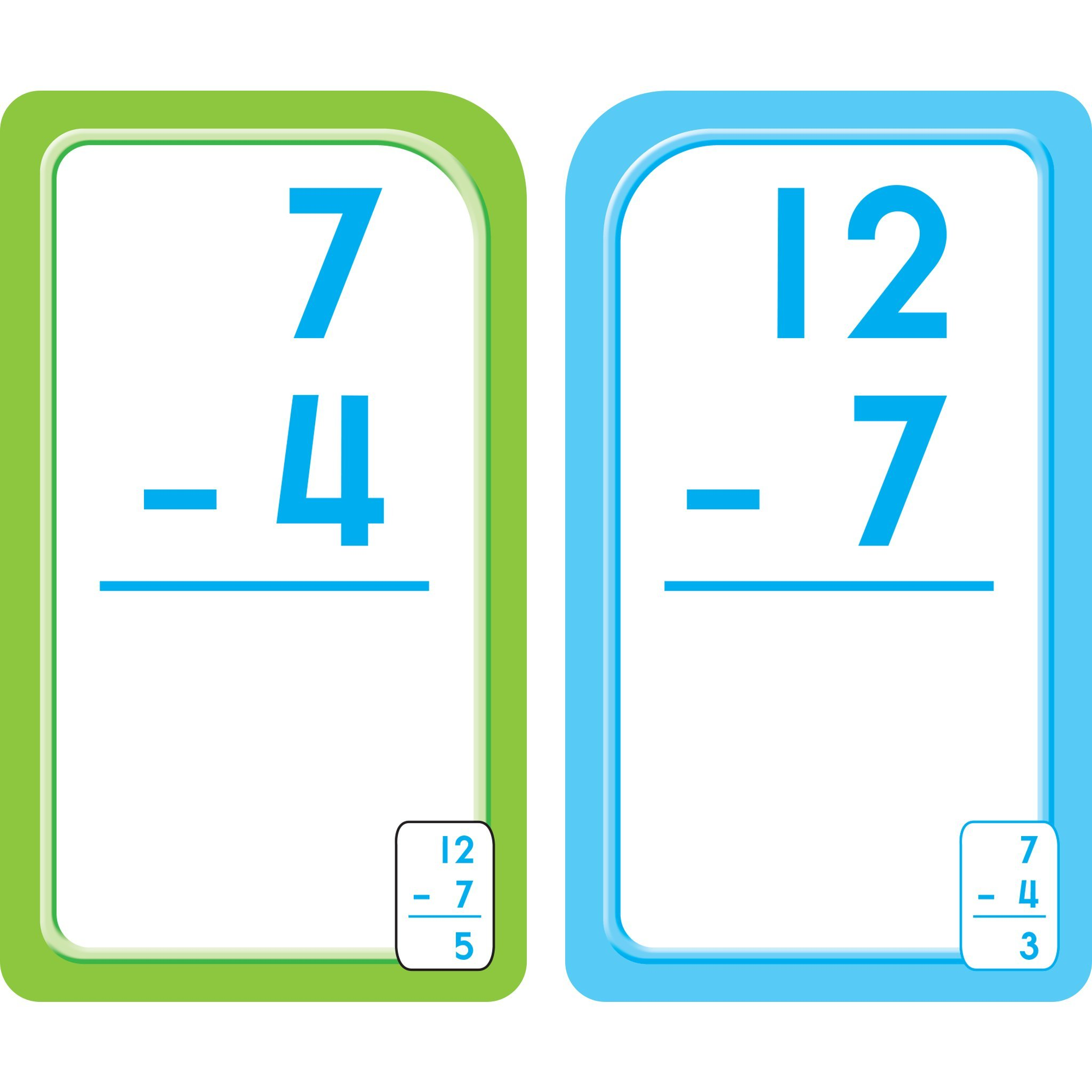 worksheet Subtraction Flash Cards buy subtraction 0 12 book online at low prices in india reviews ratings amazon in