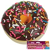 Rubber Chocolate Donut Prank-gag New