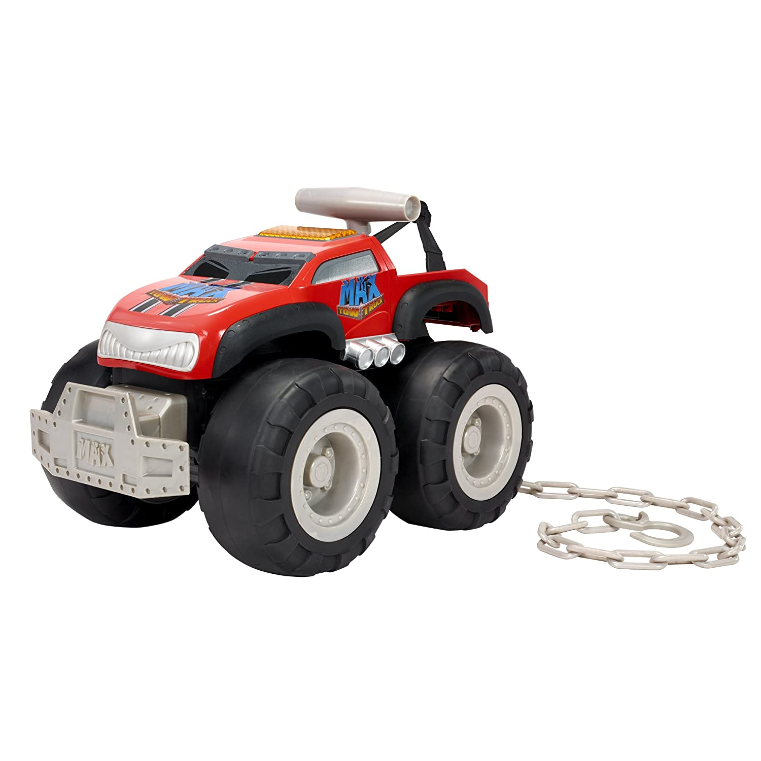 amazon com max tow truck red discontinued by manufacturer toys