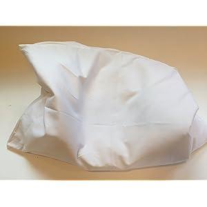 Organic Buckwheat Pillow - Sobakowa Style - Removable Buckwheat. PLUS FREE Organic Cotton Pillowcase, and Carry Bag. 20