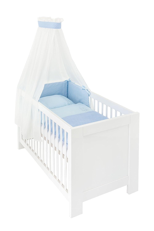 Träumeland TT17201 3-teilig Set Traumhäschen blau, mehrfarbig