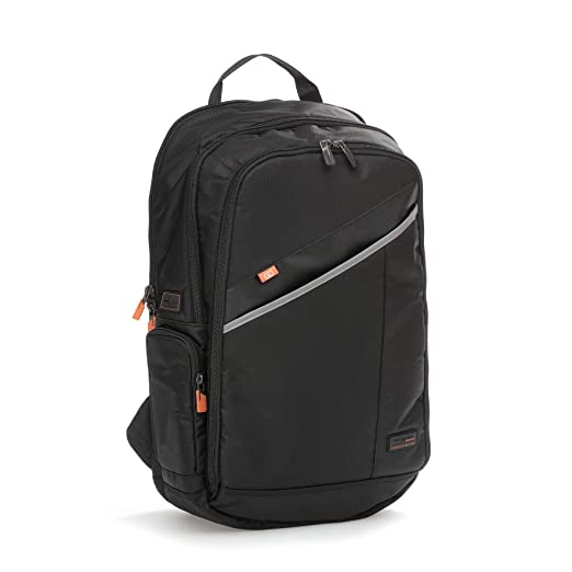 "b5df7e04e17 Hedgren Scheme Firm Tech Backpack, 15"" Laptop Pocket, Includes Cable,  ..."