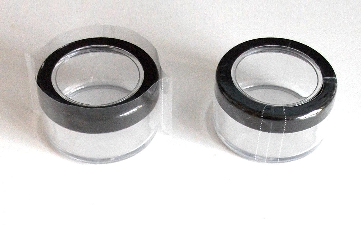 Clear Plastic PERFORATED Shrink Bands for Jar/Bottle Caps 4 SIZE CHOICES (Pack of 100) 10ml Fits (33-38) mm Diameter JTshop