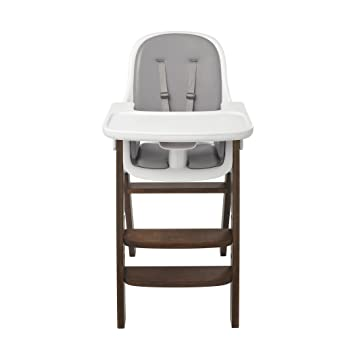 High Quality OXO Tot Sprout High Chair, Gray/Walnut Ideas