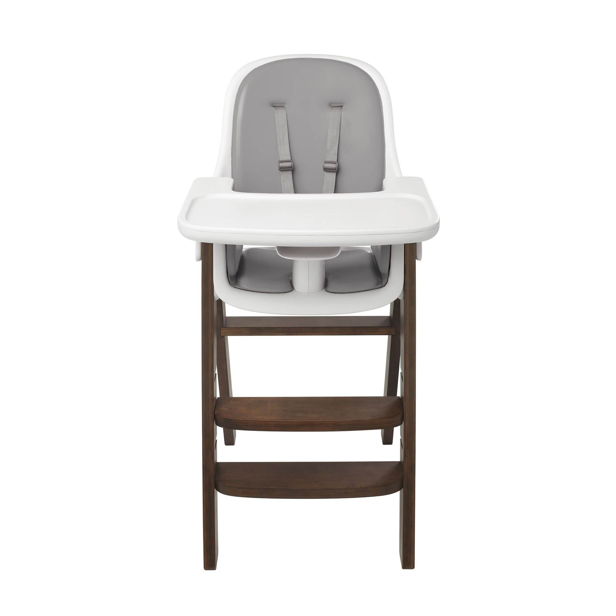 OXO Tot Sprout High Chair, Gray/Walnut