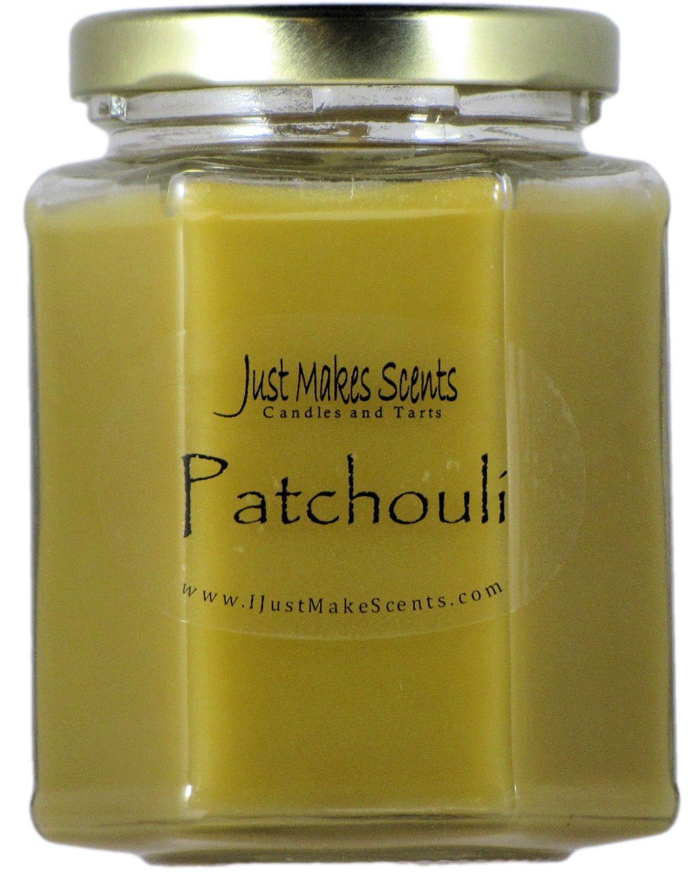 【在庫有】 Patchouli Soy Scented Just Blended Makes Soy Candle by Just Makes Scents (270ml) B00NPAAUJS, BIG SHOT:034f12d1 --- a0267596.xsph.ru
