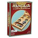 Pressman Mancala - Real Wood Folding Set, with Multicolor Stones