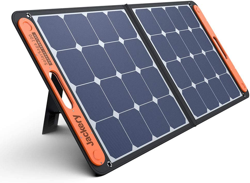 Jackery SolarSaga 100 ソーラーパネル 100W ETFE
