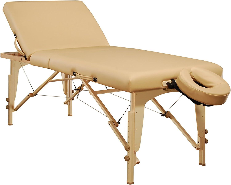 MT Massage 30 Inches Midas-Tilt Portable Massage Table Package