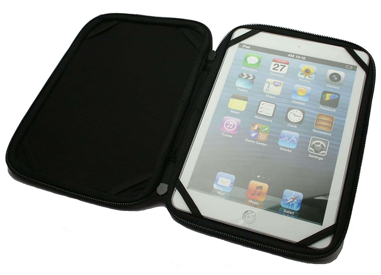 wholesale dealer de0d6 2f665 JNTworld memory foam sleeve black case for apple iPad mini 2 3 4, Macbook  air 13.3