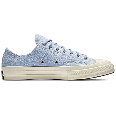 Converse Women s Chuck Taylor All Star 70 OX Blue 160097C-457 (Size  4.5 0b4708b80d