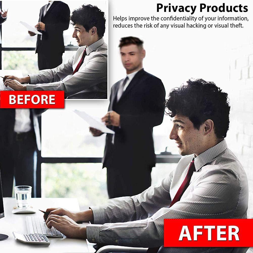 Filtro Dello Schermo Per La Privacy Del Computer Per Monitor Widescreen Per Computer Antiriflesso Pellicola Protettiva Antigraffio Per Riservatezza Dei Dati Rapporto 16:10 21-24 Pollici