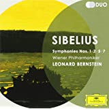 Sibelius : Symphonies n° 1, 2, 5 et 7