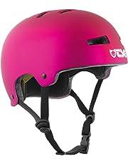 TSG Evolution Solid Color Casco de Skateboarding, Unisex Adulto