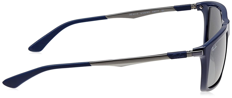 de35bf3fecd Ray Ban Square Sunglasses (Blue) (RB-4214-6129 6G