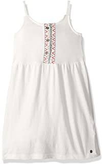 cd2c6fc50038 Amazon.com: Roxy Girls' Hippie Heart Dress: Clothing