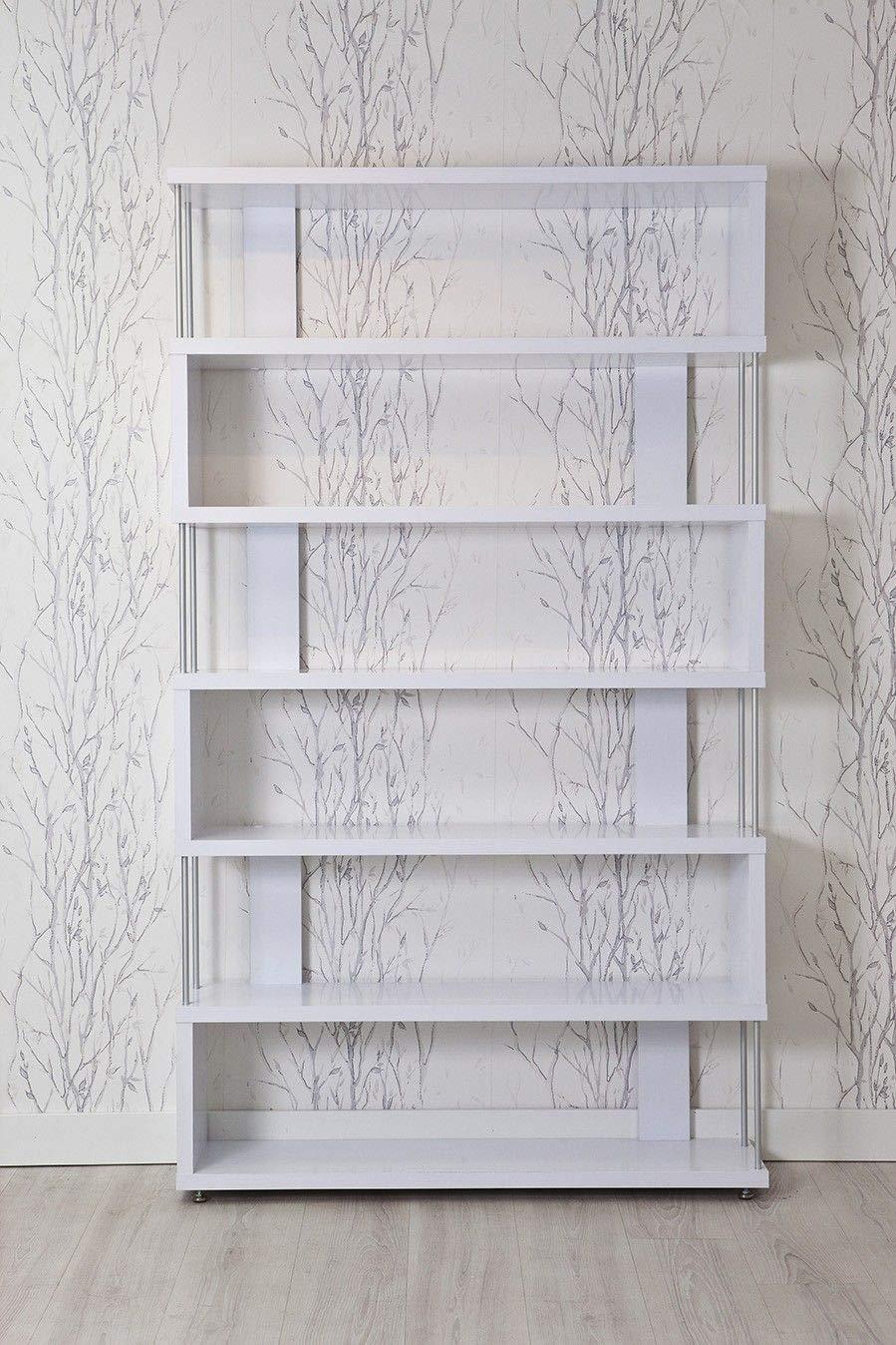 TopKit Estantería Decorativa Sicilia 6701 Blanco