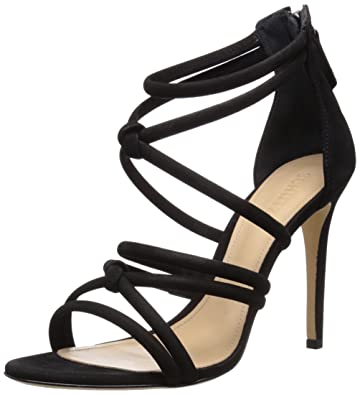 Sandals for Women On Sale, Black, Leather, 2017, 5.5 Schutz