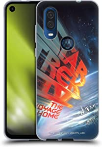 Head Case Designs Officially Licensed Star Trek The Voyage Home Movie Posters TOS Soft Gel Case Compatible with Motorola One Vision
