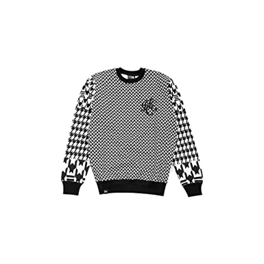 New Era - New Era Afghan Ht Crew Sweatshirt Man  Amazon.co.uk  Clothing 93e86be006ba